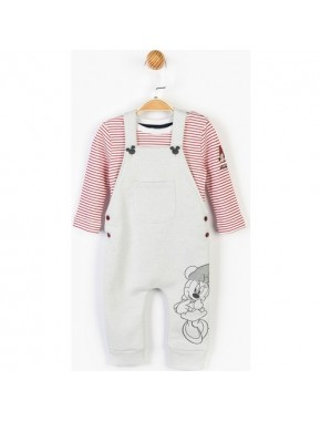 Minnie Mouse Disney Minnie Salopet Takım 14606