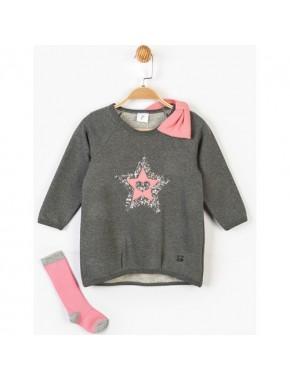 Panolino Çocuk Elbise ve Çorap 14914