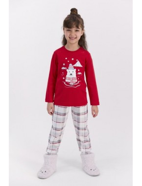 Rolypoly Kız Çocuk Anne-kız Pijama Takımı