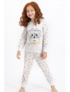 Rolypoly Kremmelanj Sweet Winter Kız Çocuk Pijama Takımı