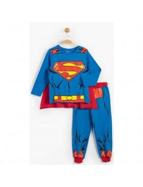 Superman Çocuk Kostüm 2'Li Takım 13743