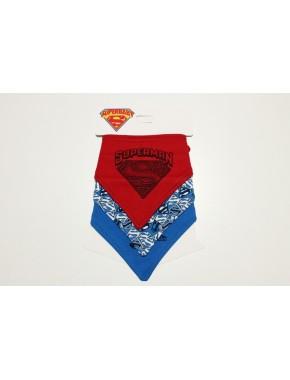 Superman Erkek Bebek  3 lü Önlük DB011
