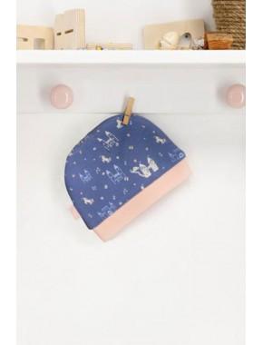 U.s. Polo Kız Bebek Mavi Şapka